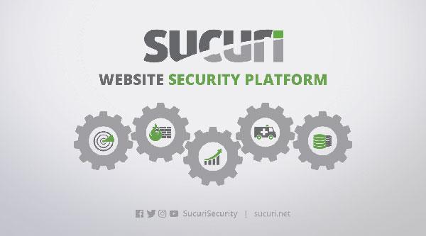 Sucuri Security En iyi Ücretsiz WordPress Eklentisi